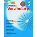 Carson Dellosa® in.Spectrum®: Vocabularyin. Grade 5 Workbook, Language Arts/Reading