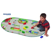 Miniland Educational Traffic Mat, Grades Toddler - 1