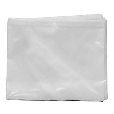 Mahar Standard Fitted White Cot Sheet, 22
