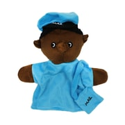 Get Ready Kids® African American Postal Worker Puppet