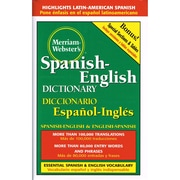 Merriam-Webster® Spanish English Dictionary