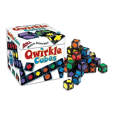 Mindware® Qwirkle Cubes Game, Grades Kindergarten - 5