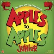 Mattel® Apples to Apples Junior Game, Grades 3 - 8
