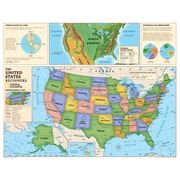 National Geographic Maps Beginners United States Map