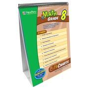 New Path Learning® Math Curriculum Mastery® Flip Chart Set, Math, Grades 8