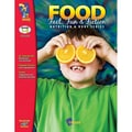 On The Mark Press® in.Food: Fact Fun & Fictionin. Book, Grades 1 - 3