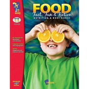 "On The Mark Press® ""Food: Fact Fun & Fiction"" Book, Grades 1 - 3"