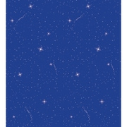 Pacon® Fadeless® 48 x 12' Ultra Fade-Resistant Paper, Night Sky