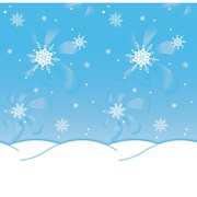 Pacon® Fadeless® 48 x 12' Ultra Fade-Resistant Paper, Winter Time