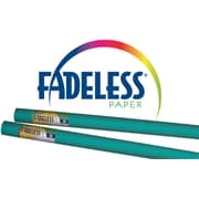 "Pacon® Fadeless® 48"" x 12' Ultra Fade-Resistant Bulletin Board Paper, Teal"