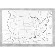 Pacon® Corporation® Learning Walls® US Map