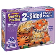 Patch Products Sneaky A Day at the Zoo™ Floor Puzzle