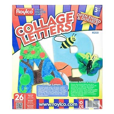 Roylco® Collage Letters