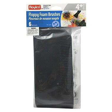Roylco Floppy Foam Brushes (R5320)