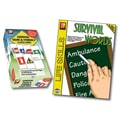 Remedia® Survival Signs & Symbols Activity Book and Flash Cards, Grades 3 - 4