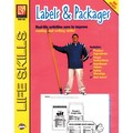Remedia® Practical Practice Reading: Labels & Packages Book, Grades 4 - 12