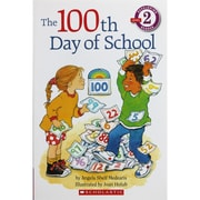 "Scholastic® ""Hello Reader® Level 2 The 100th Day of School"" Book"