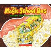 "Scholastic® ""The Magic School Bus® Inside the Human Body"" Book"