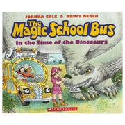"Scholastic® ""The Magic School Bus® in the Time of the Dinosaurs"" Book"
