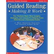 "Scholastic® ""Guided Reading: Making It Work"" Book, Language Arts/Reading"