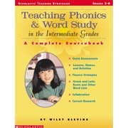 "Scholastic® ""Teaching Phonics & Word Study"" Book, Language Arts/Reading"