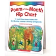 """Scholastic® """"Poem of the Month Flip Chart"""", Poetry"""