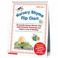 Scholastic® Nursery Rhyme Flip Chart, Language Arts