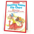 Scholastic® Counting Poems Flip Chart, Language Arts