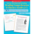 Scholastic® in.Week-by-Week Homework For Building Reading Co...in. Grade 2-3 Book, Language Arts/Reading