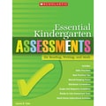 Scholastic® Essential Kindergarten Assessments For Reading, Writing and Math Book, Grades K