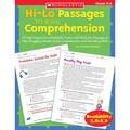 Scholastic® in.Hi-Lo Passages to Build Comprehensionin. Grade 5-6 Book, Language Arts/Reading