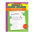 Scholastic® in.Reading... Inferences & Drawing Conclusionsin. Grade 4-6 Book, Language Arts/Reading