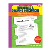 "Scholastic® ""Reading... Inferences & Drawing Conclusions"" Grade 4-6 Book, Language Arts/Reading"
