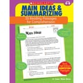 Scholastic® in.Reading... Comprehension: Main Ideas & Summ...in. Grade 4-8 Book, Language Arts/Reading