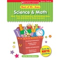 Scholastic® Best of Dr. Jean: Science & Math Professional Book, Grades PreK - K