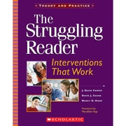 Scholastic® The Struggling Reader Book, Language Arts/Reading