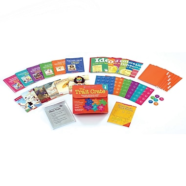 Scholastic® The Trait Crate® Professional Book, Grades 4