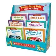 Scholastic® Folk & Fairy Tale Easy Readers Book