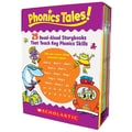 Scholastic® Phonics Tales Boxed Set, Language Arts/Reading