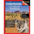 Shell Education Comprehension and Critical Thinking Book, Grades 6