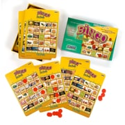 Stages Learning Materials® Fun Foods Bingo Game, Grades PreK+