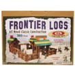 Ideal® Timeless Toys 300 Piece Frontier Logs™ With 20 Piece Action Figures