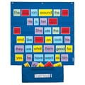 Patch Products Smethport Lauri Mid Size Wall Pocket Chart