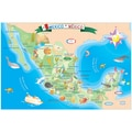 Smart Play™ Mexico Map Puzzle