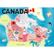 Smart Play™ Canada Map Puzzle