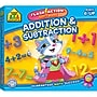 School Zone® Publishing Flash Action Addition & Subtraction