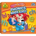 School Zone® Publishing Flash Action Phonics Made Easy Software