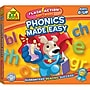 School Zone® Publishing Flash Action Phonics Made Easy