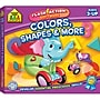 School Zone® Publishing Flash Action Colors, Shapes &