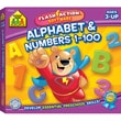 School Zone® Publishing Flash Action Alphabet & Numbers 1-100 Software